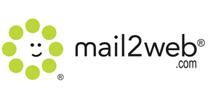mail2web link logo